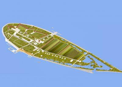 Șimian Island Masterplan