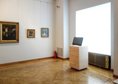 Exhibition Design (National Museum of Art)