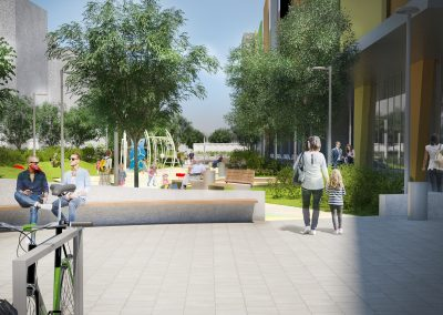 Public Space Design (Drumul Taberei)