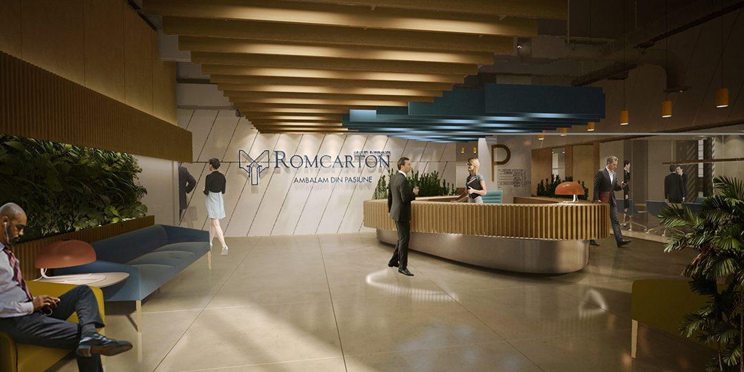Romcarton Offices