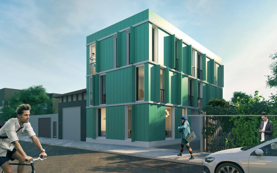 Răsuri Street – Four Scenarios for Development